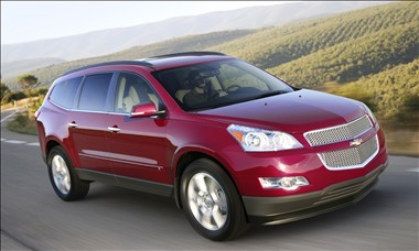 Used Chevy Traverse >> Used Chevy Traverse Overview Wholesale And Auction Information