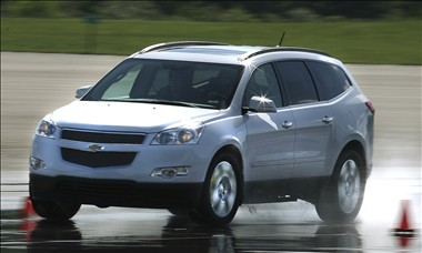 Chevy Traverse Used >> Used Chevy Traverse Overview Wholesale And Auction Information